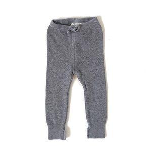 Zara Baby Girl Star Knit Leggings